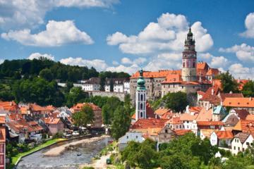 Viaje a Cesky Krumlov desde Praga