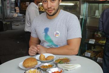 Agra Food Walk