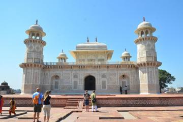 Excursion photo à Agra avec visite du...