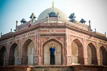 New Delhi Monuments Half Day Photo Tour