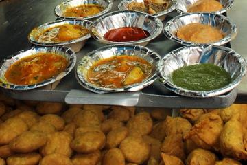 Old Delhi Street Food Walking Tour