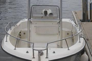 26' Center Console Boat Rental in Riviera Beach Marina for 8...