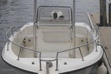 Center Console Boat Rental in Riviera Beach Marina