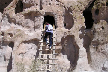 Day Trip Bandelier National Monument from Santa Fe near Santa Fe, New Mexico