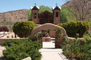 Day Trip Private Tour: High Road to Taos from Santa Fe near Santa Fe, New Mexico