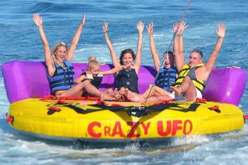 Crazy UFO Boat Ride from Albufeira