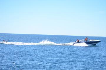 Passeio de barco ringo saindo de Vilamoura