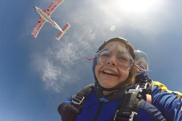 Tandem Skydive in Taupo from 15000 ft
