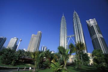 Tour di Kuala Lumpur torri gemelle Petronas
