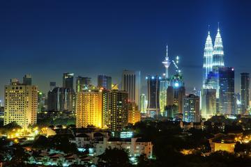 Tour di transito: Kuala Lumpur incluse le Torri Petronas