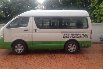 Transfert privé: transfert depuis/vers l'aéroport de Kuala Lumpur...