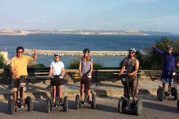 Tour panoramico di Gozo in Segway con pranzo