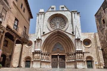 Tarragona Cathedral Cloister and...