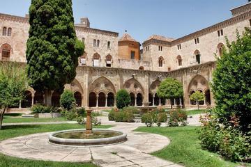 Visita al claustro de la catedral de...