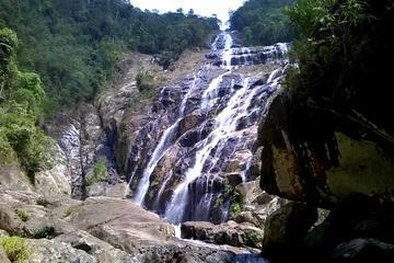 Cemerong Waterfalls & Kampung Pasir Raja from Kuala Terengganu