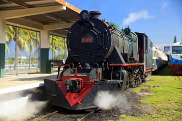 Half-Day North Borneo Steam Engine Train from Kota Kinabalu