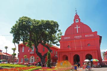 Historische dagtrip naar Malakka ...