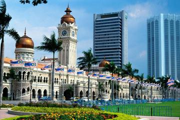 Private KL City Tour with Arabic Speaking Guide