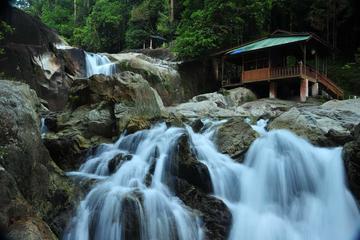 Sekayu Waterfalls & Terrapin Conservation Center From Kuala Terengganu