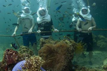 Underwater Observatory Aquarium and Sea Walking Adventure from Kota Kinabalu