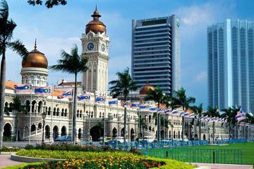 Visite de la ville de Kuala Lumpur
