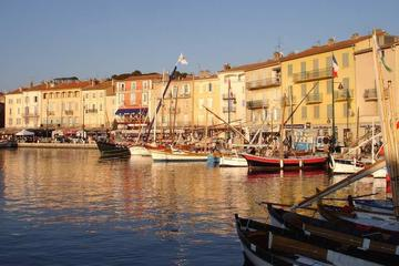 Full-Day Small-Group St Tropez and Port Grimaud from Nice