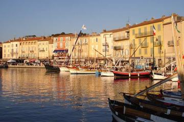 Small-Group Tour to St-Tropez and Port Grimaud from Nice