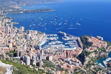 Visita turística de medio día para grupos pequeños a Eze, Mónaco y...