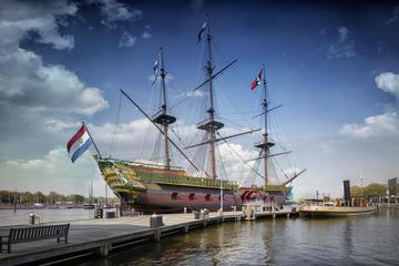 Billet coupe-file: Musée national de la marine d'Amsterdam