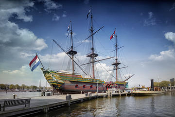 Keine Warteschlangen: Schifffahrtsmuseum Amsterdam