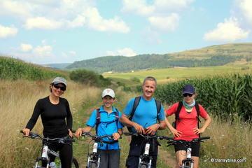 Excursion à vélo aux gorges et à la mine de sel de Turda, au départ...