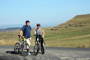 Excursion à vélo dans la région de Calata, au départ de Cluj