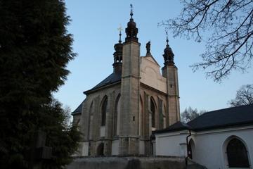 Gita giornaliera storica da Praga