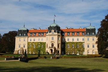 Private Tour: Chateau Lany and Krakovec Castle and Krusovice Royal...