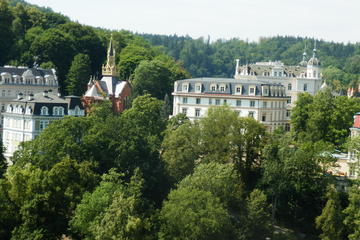 Private Transfer to Karlovy Vary - Carlsbad from Prague