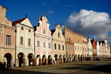 Private Transfer to Telc from Prague