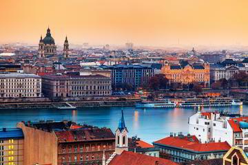 Servizio di trasferimento con mezzi privati a Budapest da Praga