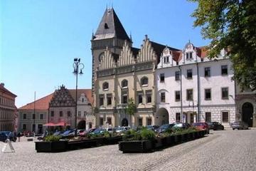 Transfert privé à Thabor au départ de Prague
