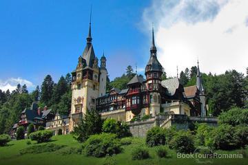 Dracula Castle, Peles Castle and...