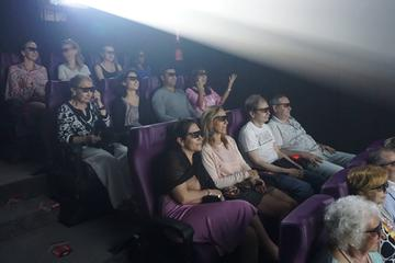 Film in 4D: La Battaglia di Santo Domingo
