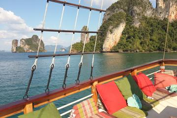 Phang Nga Bay Day Cruise from Phuket