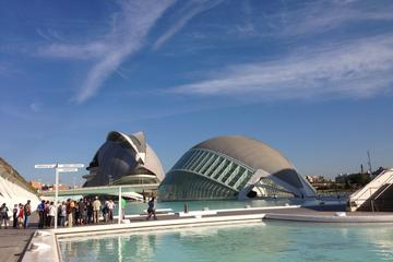 Valencia's City of Arts and Sciences...