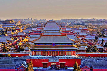 Tian'anmen Square Forbidden City and Mutianyu Great Wall Tour