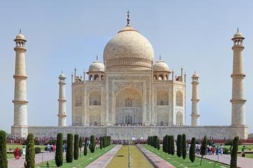 Excursion privée à la journée au Taj...