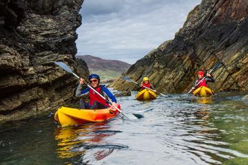 3-hour Connemara Sea Kayaking Adventure from Cleggan