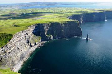 Cliffs of Moher, Aran Islands, and...
