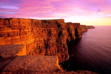 Guided Cliffs of Moher Day Trip along...