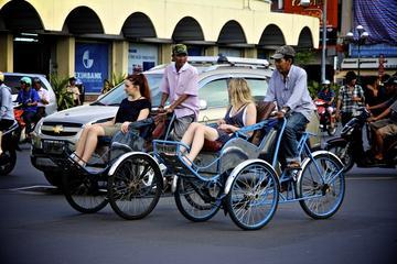 Excursion d'une journée complète à Saigon avec une promenade en cyclo