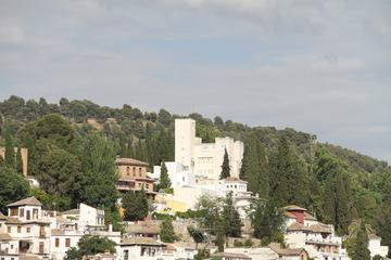 Alhambra and Fundación...