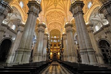 Granada: Royal Chapel and Cathedral Guided Tour